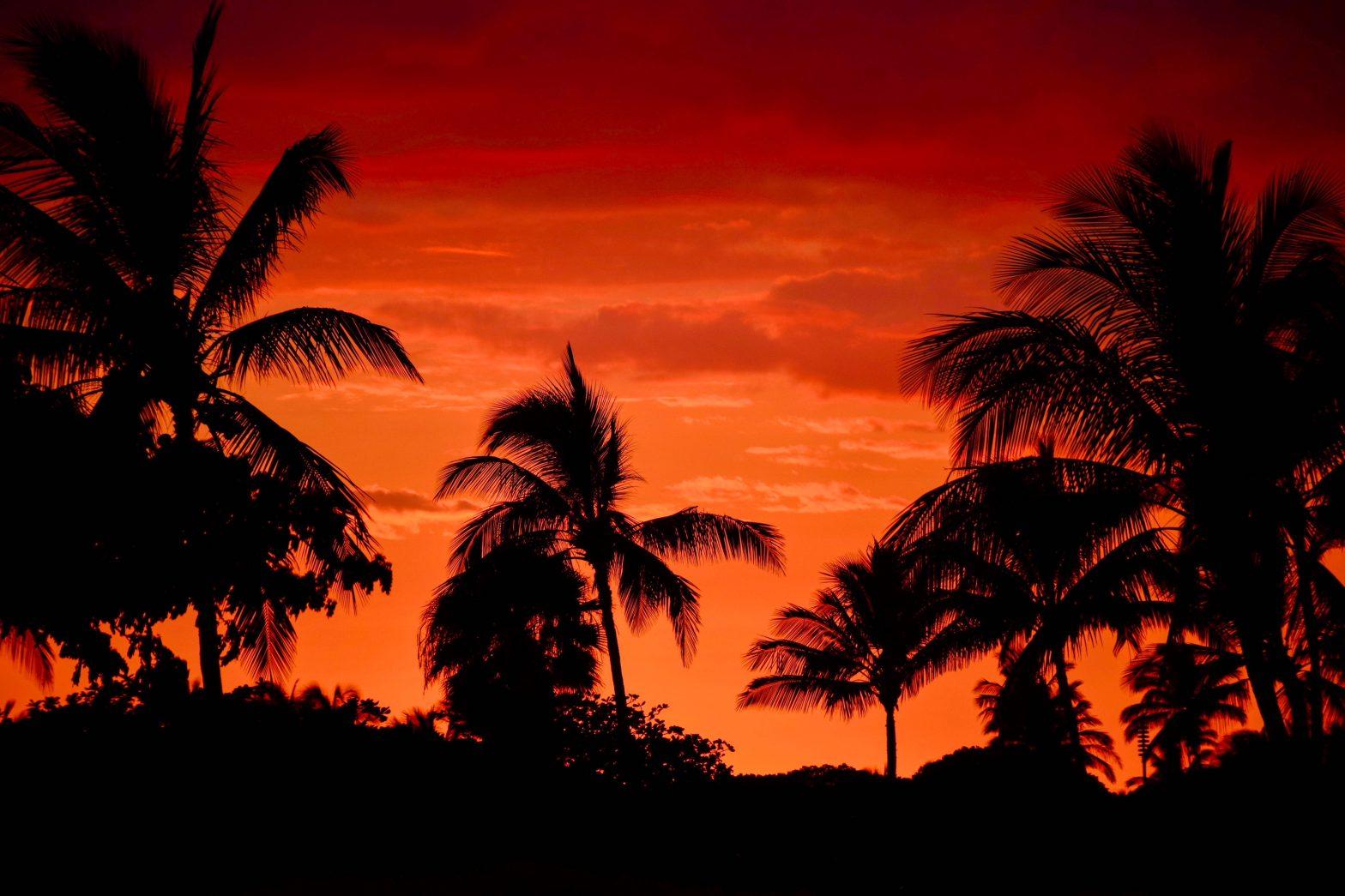 Hurricane Lane spared West Hawaii