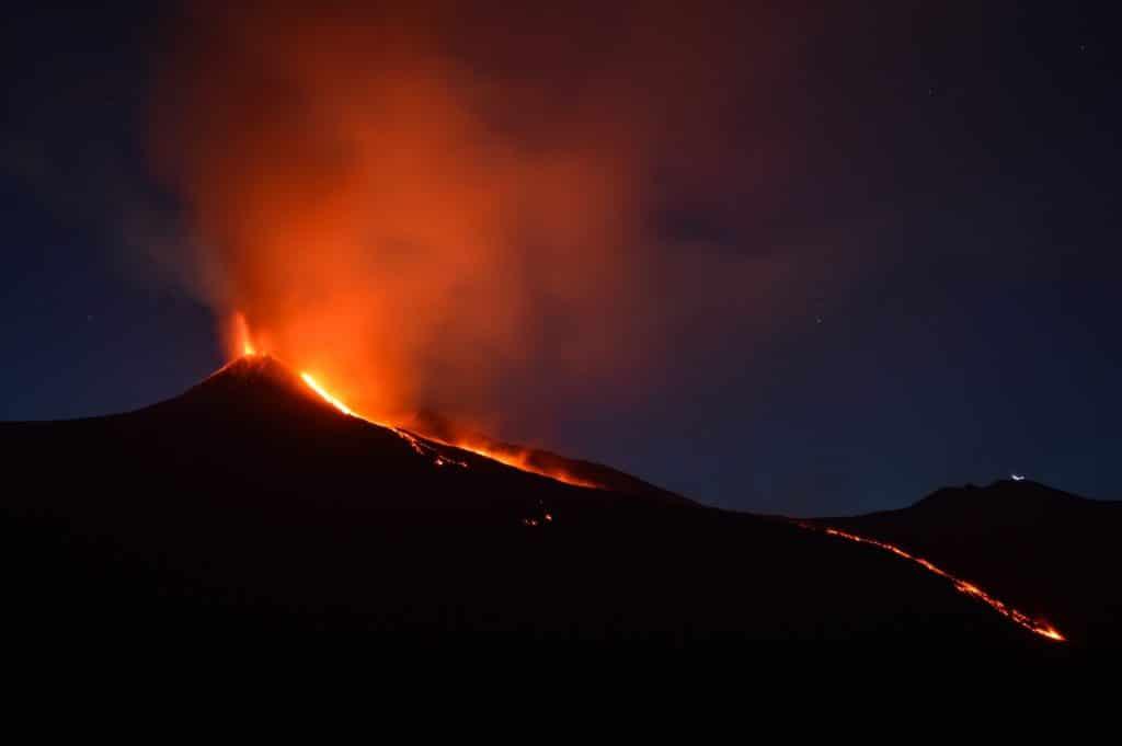 Seeing lava on Hawaii's Big Island